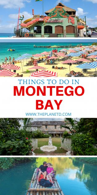 The complete guide of things to do in Montego Bay
