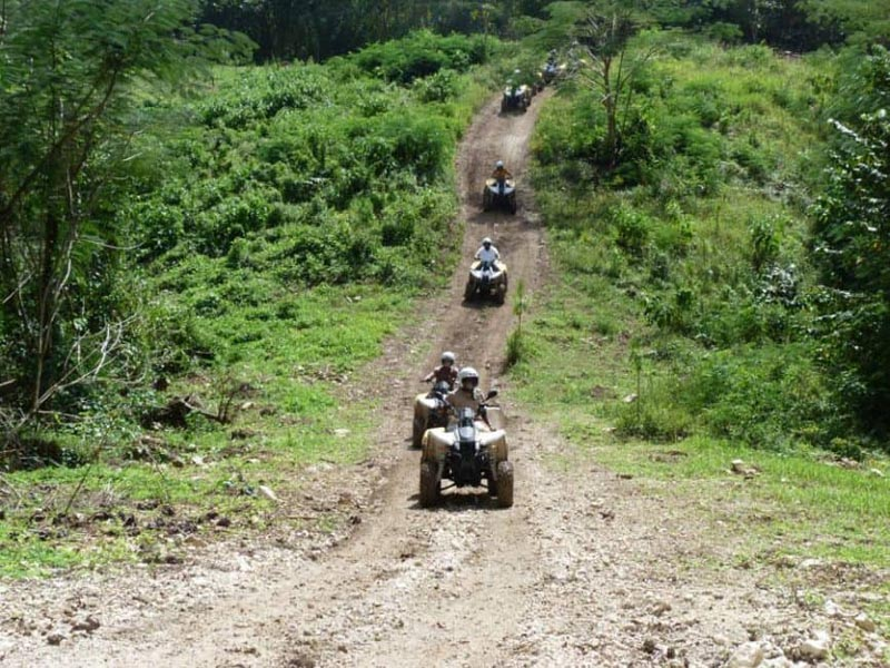 what to do in Jamacia ATV tour