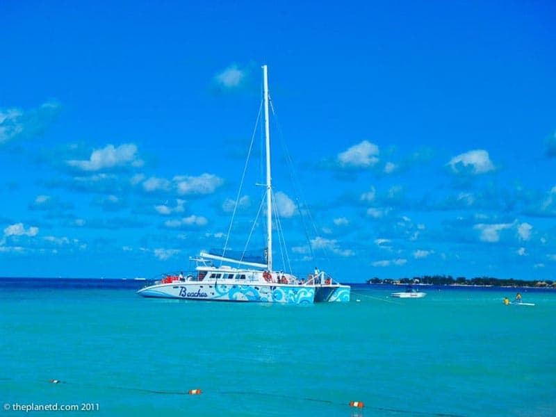 what to do in jamaica sailing