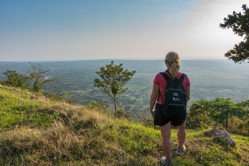 what to do in Jamaica hiking