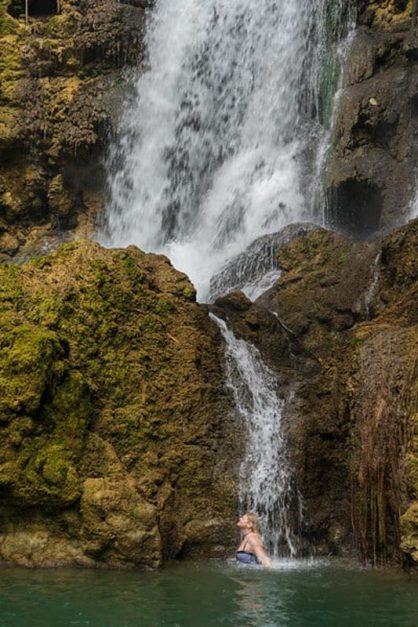 things to do Jamaica - waterfalls