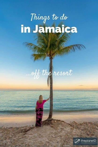 what to do in Jamaica