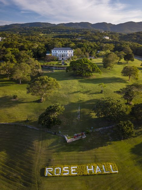 Things to do Jamaica Montego Bay: The Rose Hall Great House
