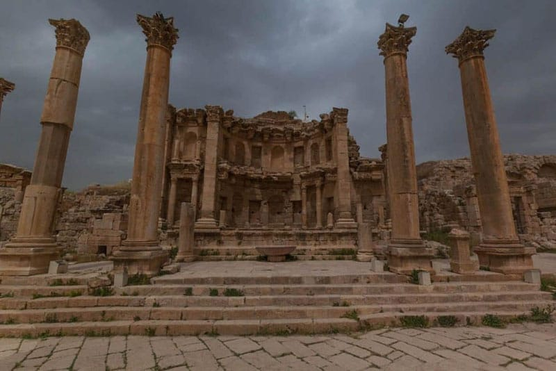 things to do in jordan jerash