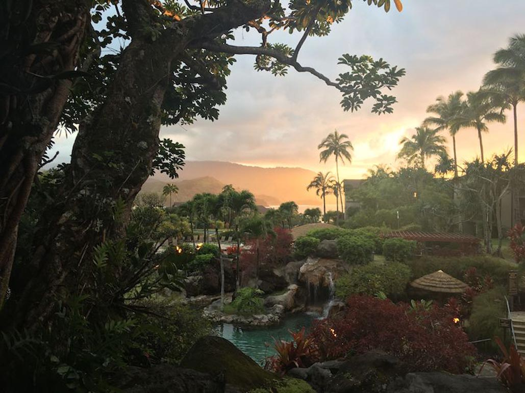 best places in kauai for sunset