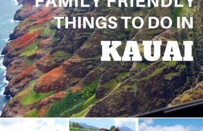 The Best Things to do in Kauai with the family