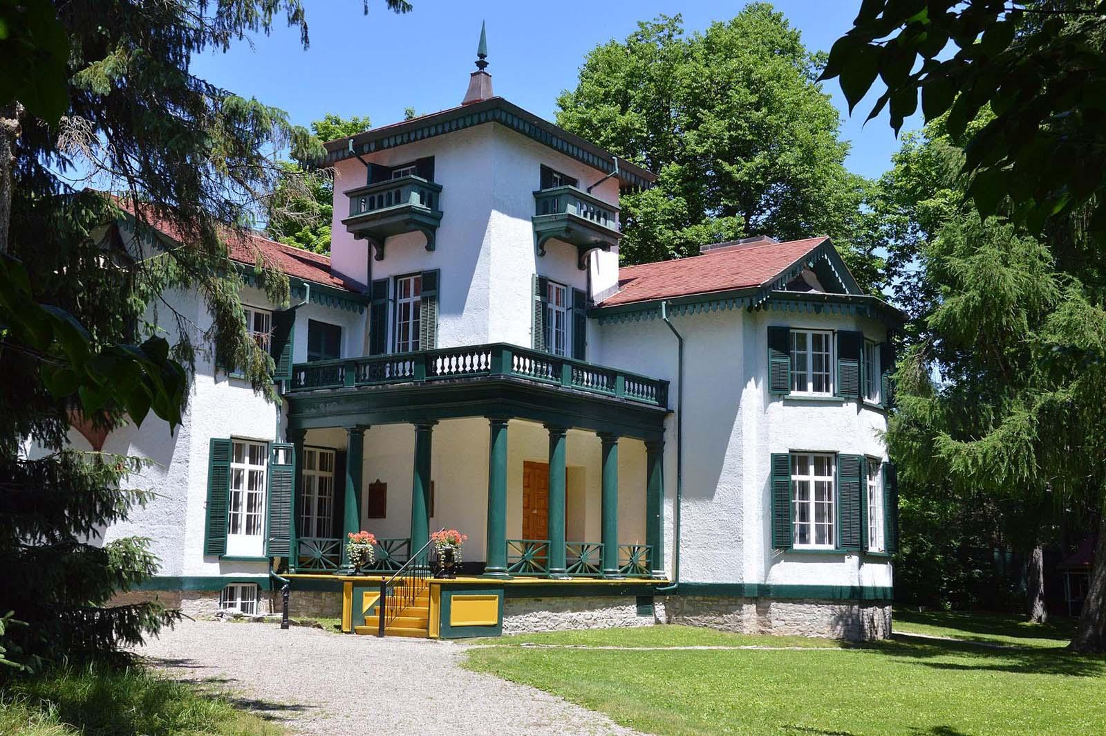 bellevue house kingston