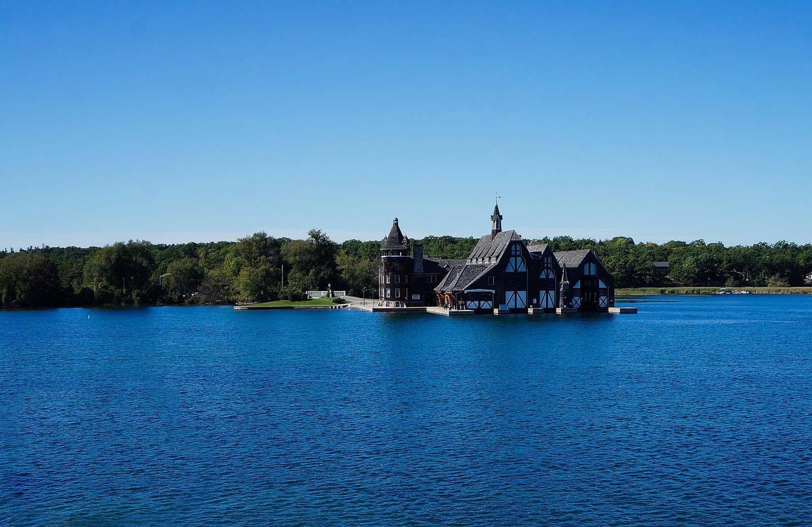 thousand islands kingston
