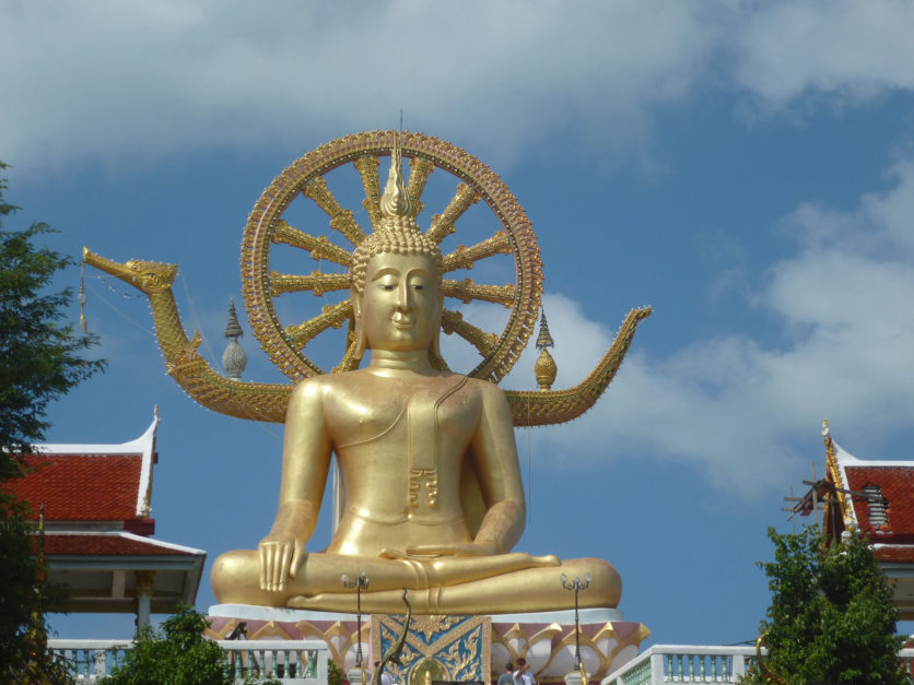 things to do in koh samui big buddha