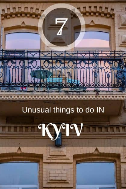 unusual things to do in kyiv ukraine