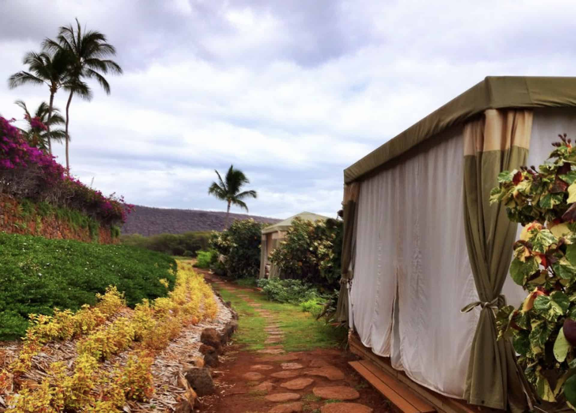 romantic things to do in lanai - spa at manele bay