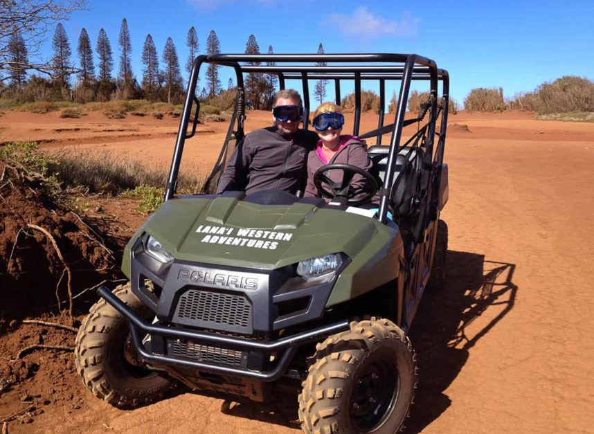 things to do in Lanai utv tour