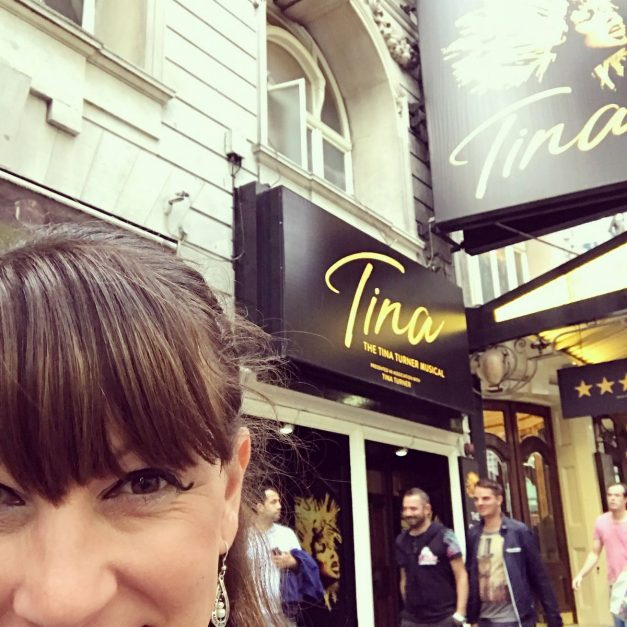 The Tina Turner Musical at the Aldwych theatre london