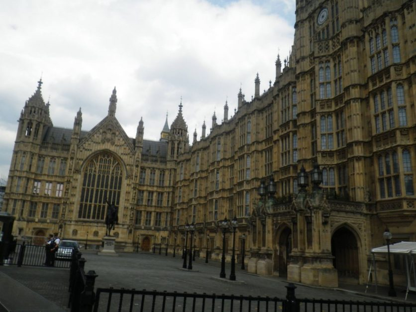 houses of parliament london england - top things to do in London