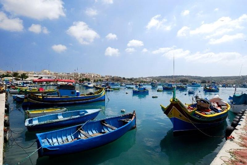 malta attractions boats