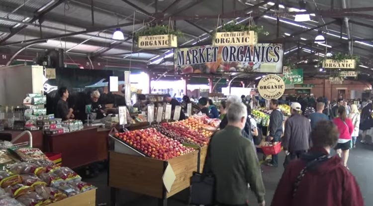 things to do in melbourne australia | queen victoria market