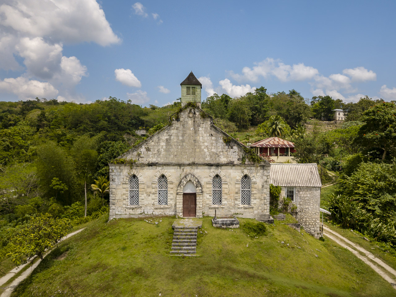Montego Bay excursion: Visit St Mary's Anglican Church