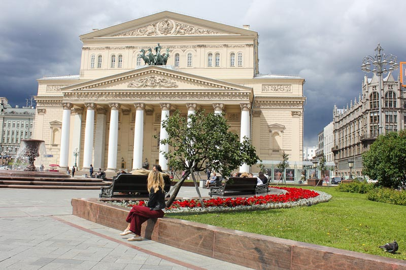 top things to do in moscow | bolshoi
