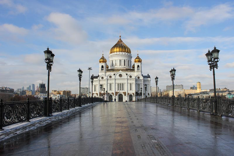 moscow sites | christ the saviour