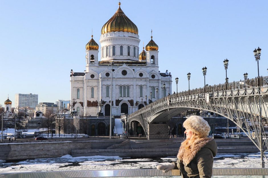 what to see in moscow | christ the savior