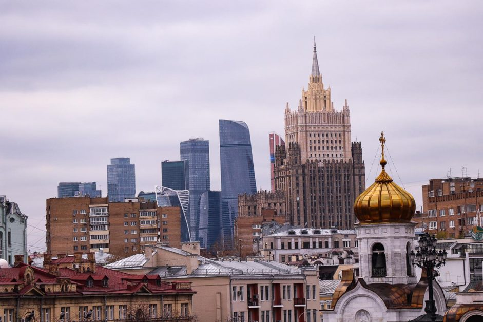 things to do in moscow russia | city scape