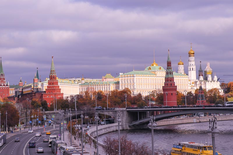 things to do in moscow | featured image city view