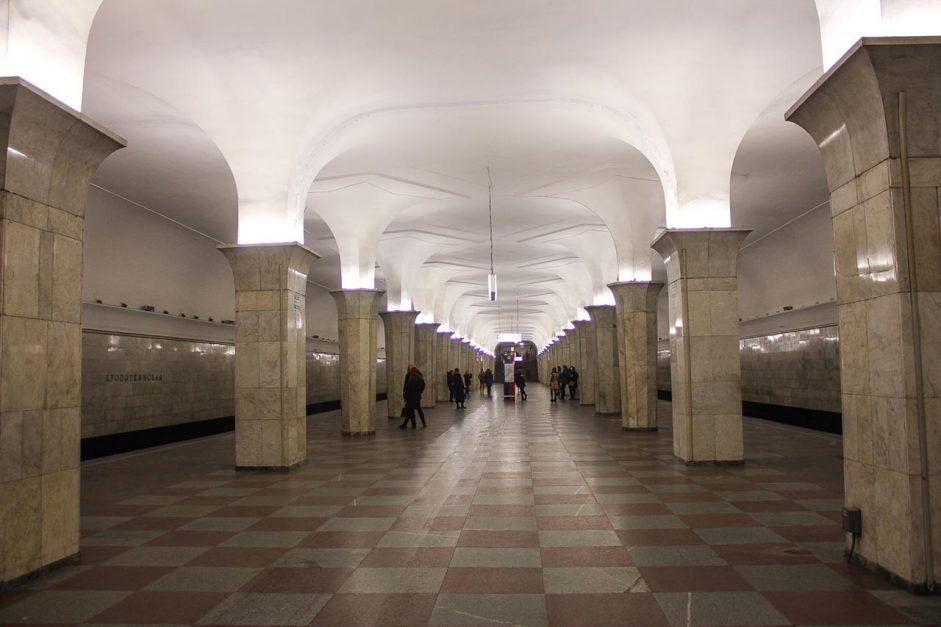 what to do in moscow when it rains | moscow subway
