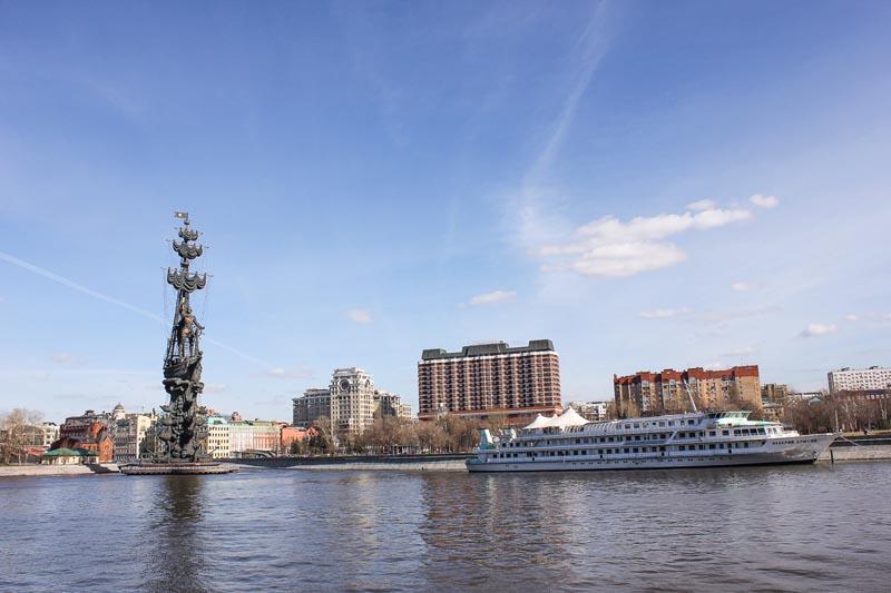 moscow site seeing | moscov river
