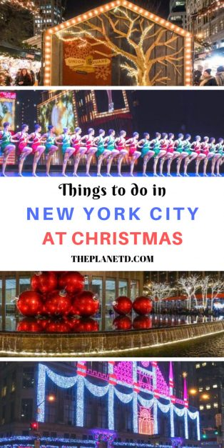 things to do in new york city at christmas