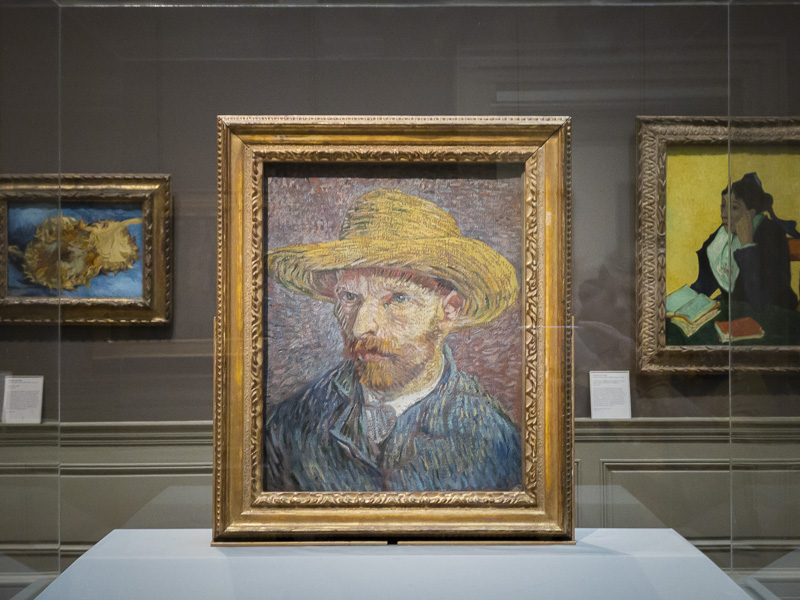 The Metropolitan Museum of Art New York City Van Gough