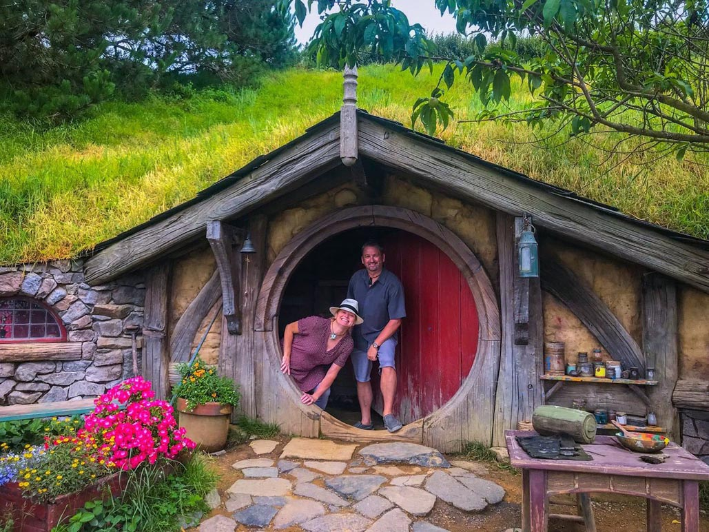 things to do in New Zealand Hobbiton