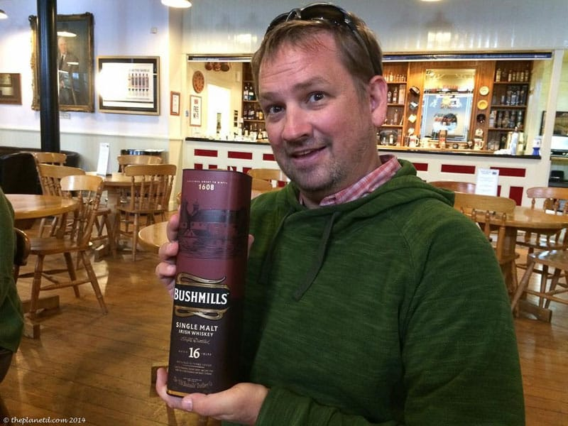 things to do in northern ireland bushmills