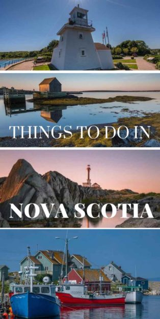 33 Things to do in Nova Scotia