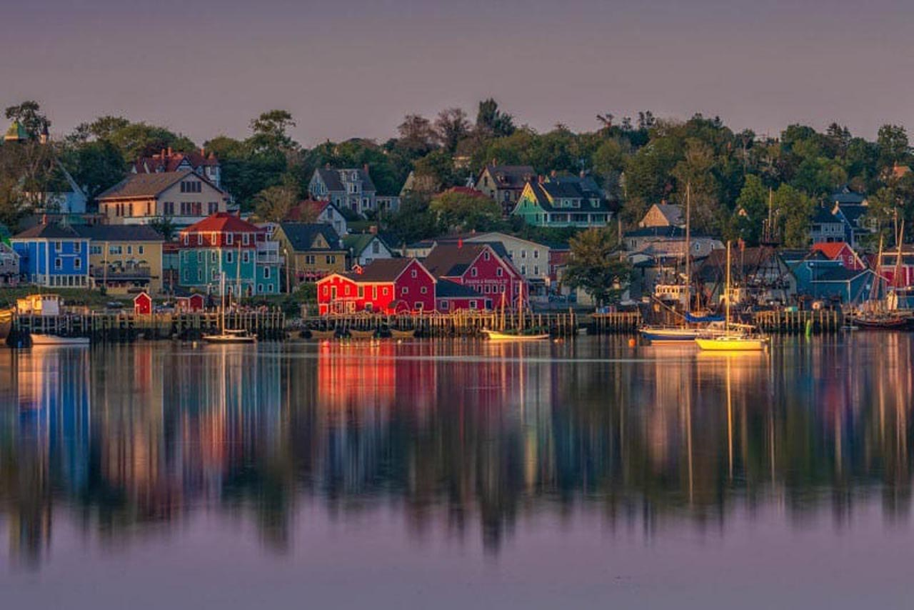 choses à voir à nova scotia lunenburg