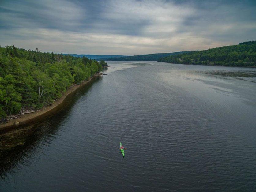 things to do in nova scotia kayaking