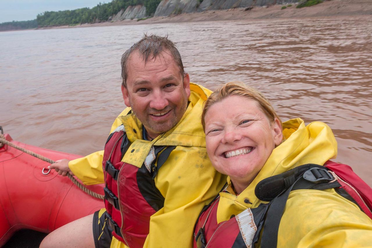what to do in nova scotia tidal bore rafting