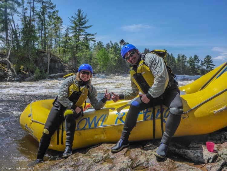 ontario adventures | the ottawa river