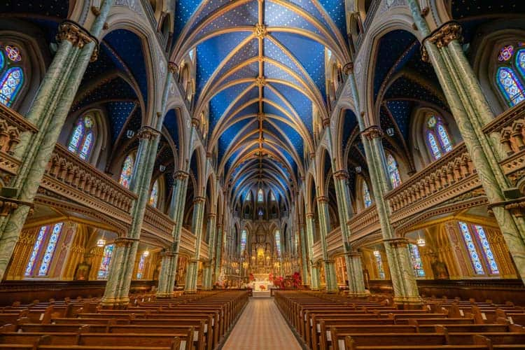 things to do in ottawa | notre dame cathedral