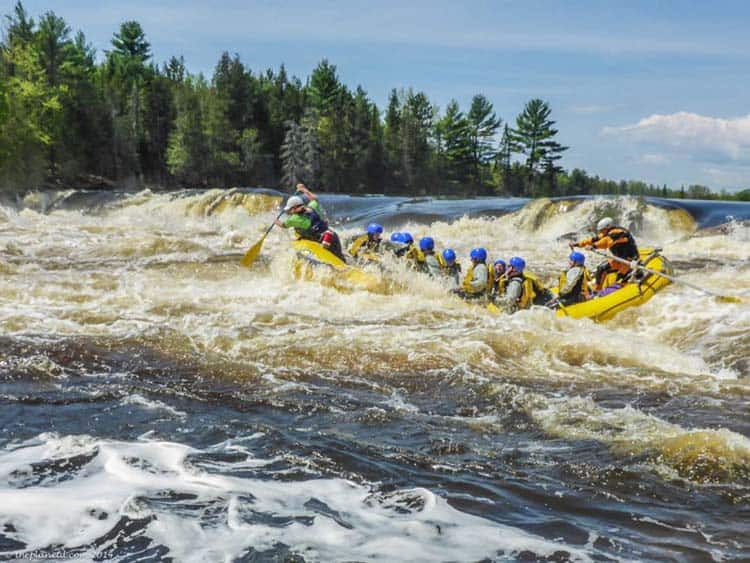 things to do in ottawa this weekend whitewater rafting