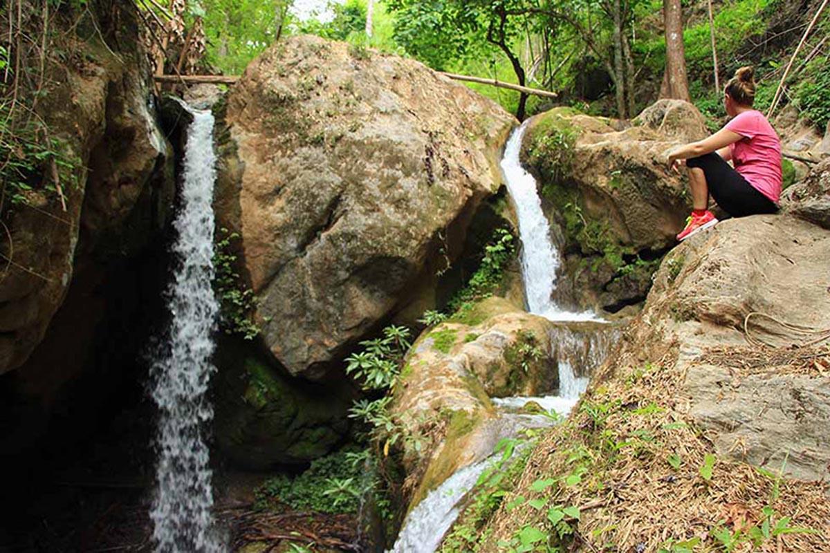 pai thailand hua chang waterfalls