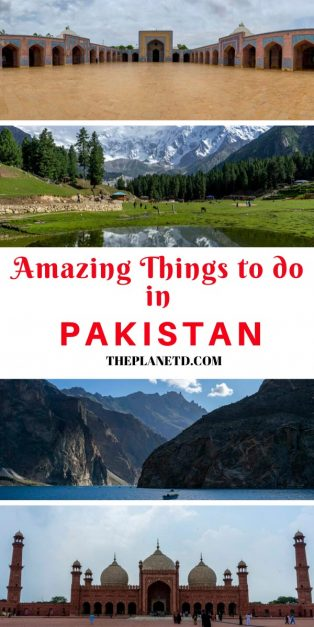 the very best things to do in pakistan