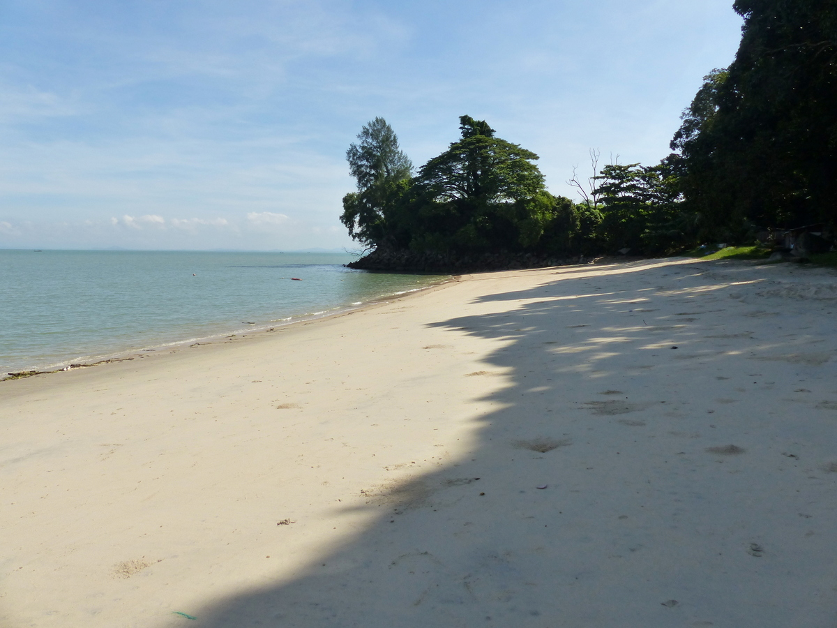what to do in penang malaysia beaches