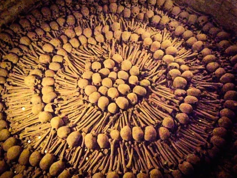 catacombs of lima