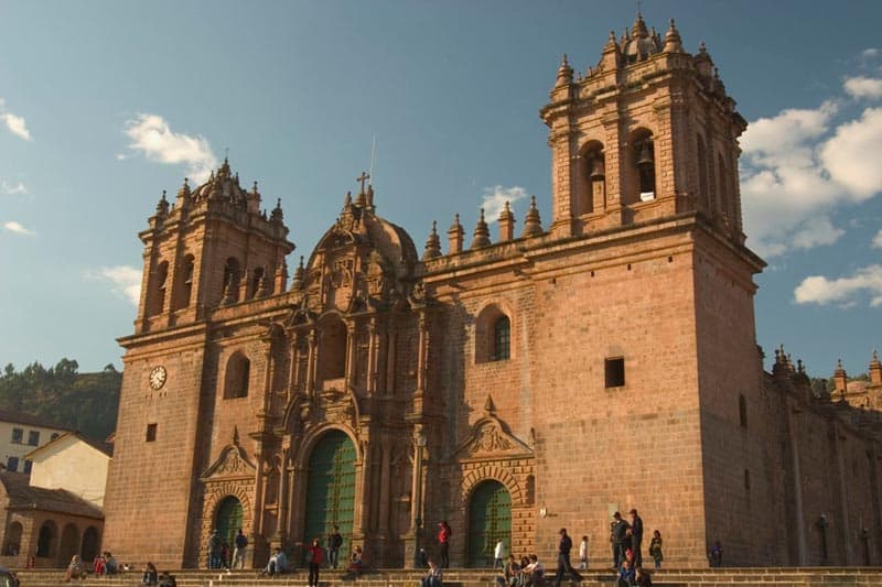 Cuzco square Peru