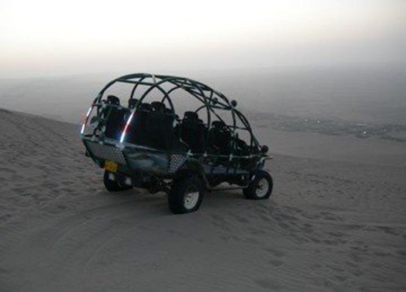 dune buggy adventure