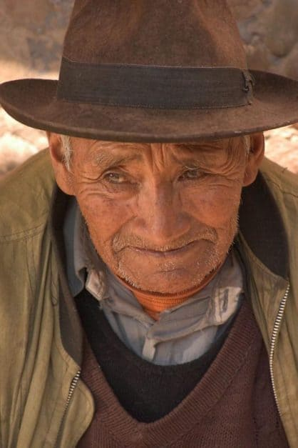 meet the locals of sacred valley