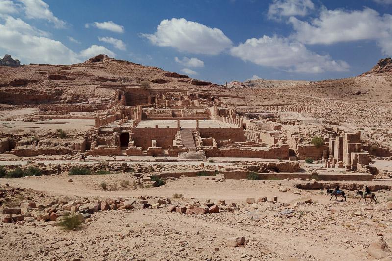 petra jordan royal tombs