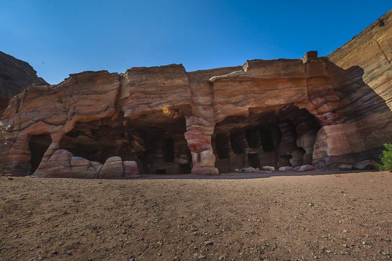petra royal caves