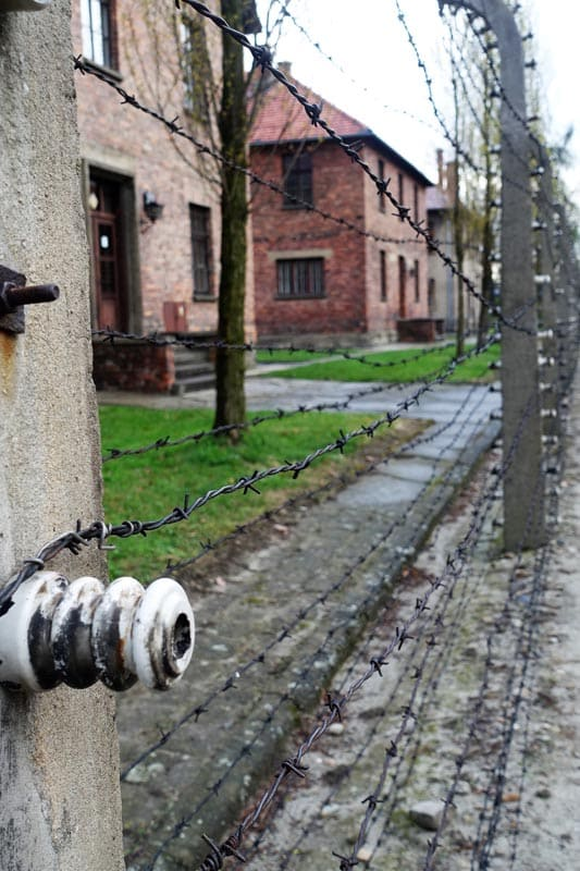 things to see in poland auschwitz