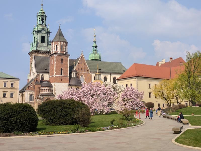 things to see in poland wawel castle
